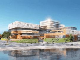 花都今年动工建新图书馆 一大剧院将建在中轴线上
