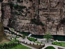 乘山西旅游专列游玩黄河长城太行山