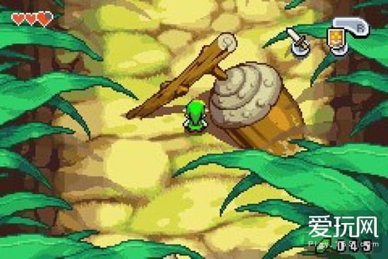游戏史上的今天:微缩冒险《塞尔达传说 缩小帽》