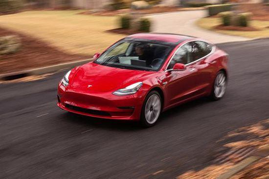 Model 3双电机版与性能版本周开启预定 7月生产
