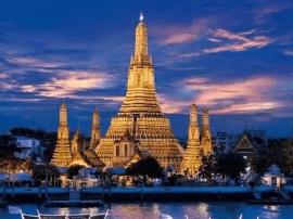 运城直飞曼谷航班将于7月5日开通