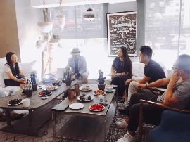 网易直播 | 自然之道《纪念》艺术设计下午茶