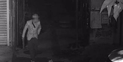 男子凌晨砸车盗窃 多处作案60余起