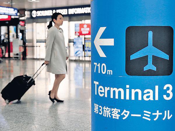 日本拟2019年起征1000日元离境税 包括外国旅客