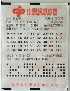 """好奇购彩中双色球87110元 """"菜鸟""""彩民称简直像做梦"""