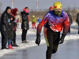 河北省第十五届运动会群众组冬季项目比赛收