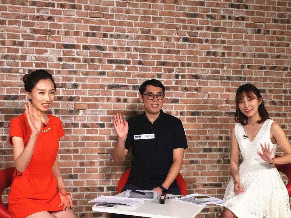 新东方优能中学英语名师林瑶(中)点评高考英语