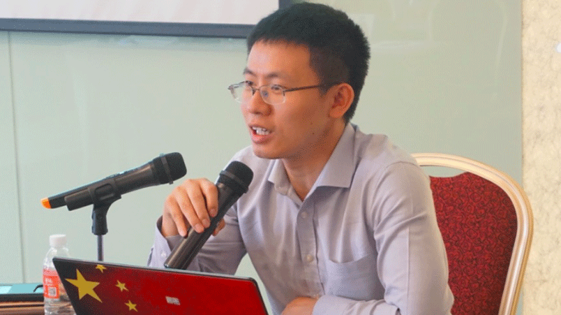 袁煜明:未来一年区块链底层技术是重点