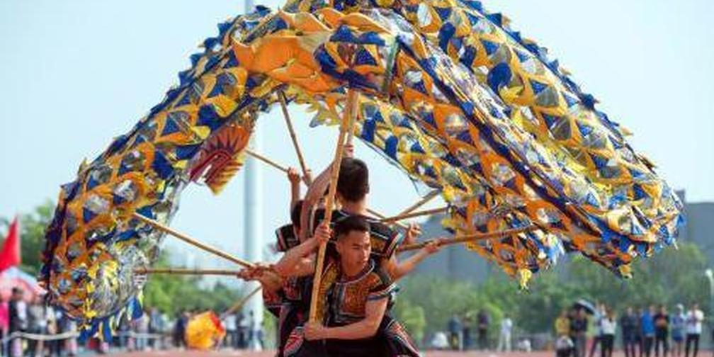 常规运动会弱爆 柳州传统体育竞技赛才精彩