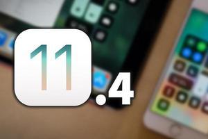 iOS 11.4 beta 3开发者预览版发布