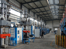山东永誉:国际知名的轮胎硫化胶囊的专业化生产厂家
