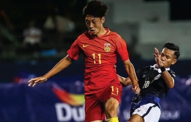 U19亚预赛-陶强龙补时绝杀 U19国青首战1-0柬埔寨
