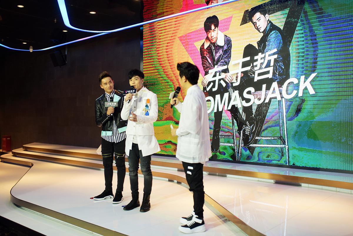东于哲《黑白说》发布 出道9年首次北京开唱