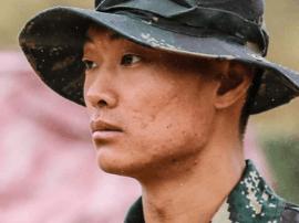 《真男2》新兵不舍刘队长 铁血教官留下男儿泪