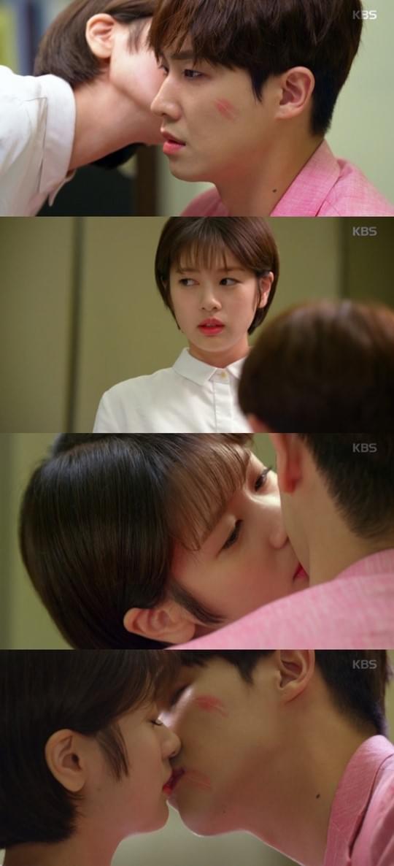 韩剧吻戏遭处罚 因是上下级被指鼓励职场性骚扰