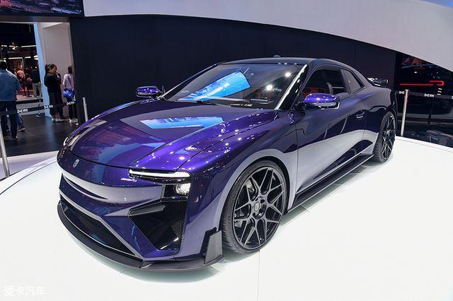年内交付 爱驰超特斯拉将成加速最快电动车