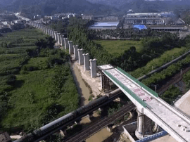 广清城际轨道年底可通车 清远直达广州、深圳机场