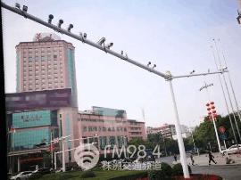 """下周起,株洲城区50个路口的电子警察""""上岗""""!"""