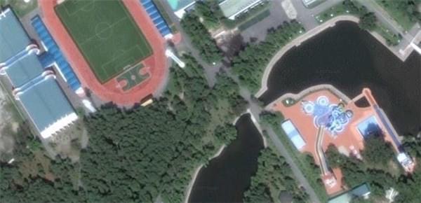 金正恩度假村卫星图曝光 游艇别墅都有