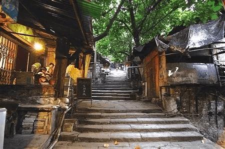 明年重庆又有新耍处了!5个历史文化街区和风貌区每周挨到约