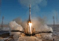 俄发射飞船前往国际空间站,三宇航员将驻守168