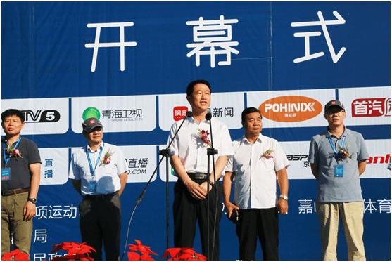 2017中国铁三联赛嘉峪关戈壁挑战赛圆满结束