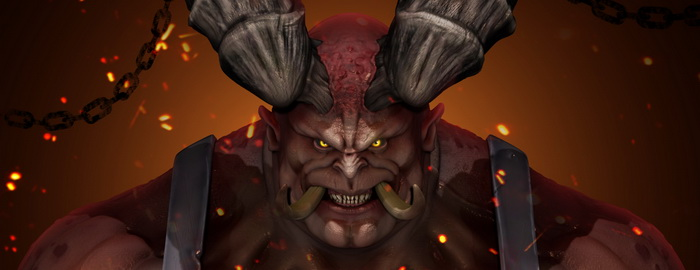 屠夫,那个暗黑破坏神中最可怕的恶魔