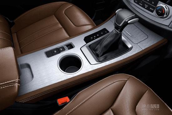 搭8AT变速箱 比速T5自动挡车型官图发布