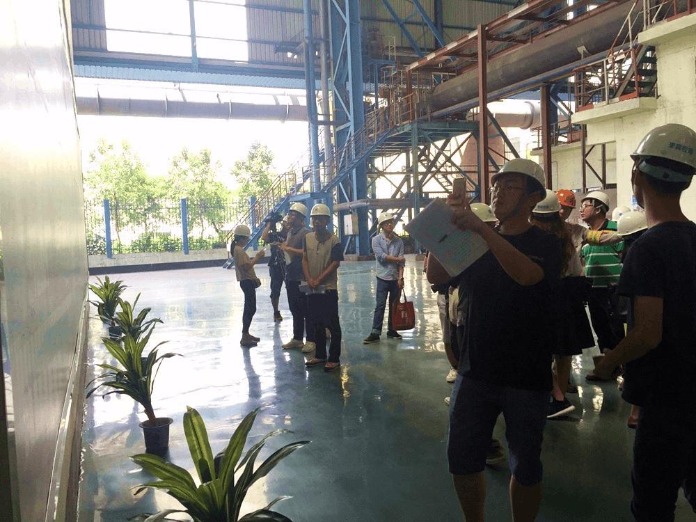 珠西装备制造业采访团访韶 聚焦韶关装备制造业