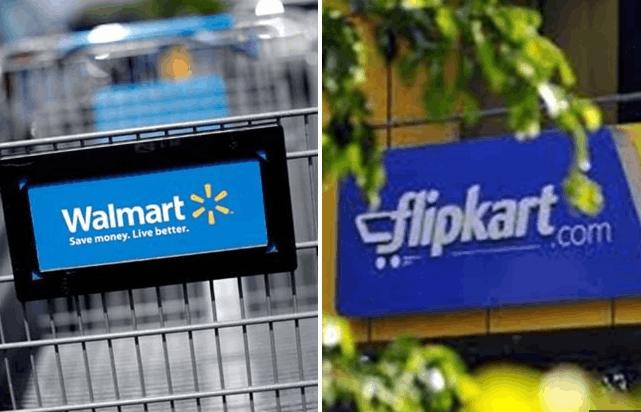 沃尔玛意欲向印度电商Flipkart投资10亿美元
