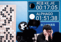 """AlphaGo新版本问世:自学40天能胜""""赢柯洁那版本"""