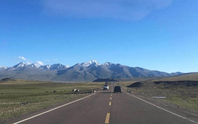 自驾最美公路——新疆独库公路