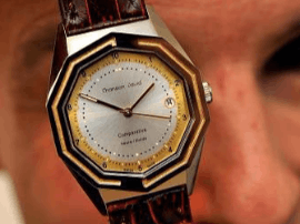 奢侈品的黄昏:瑞士表业可能要连续第三年惨淡收场