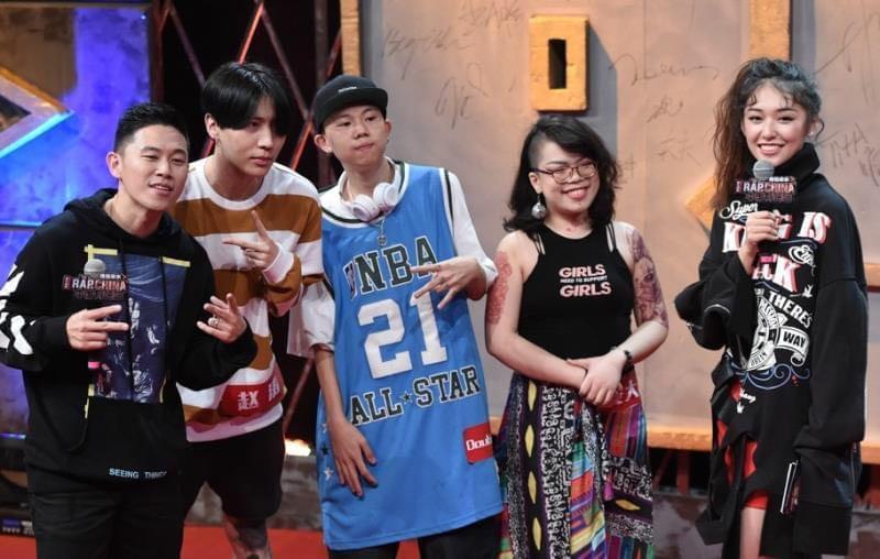 《有嘻哈》总决赛family集结 欧阳靖重磅回归