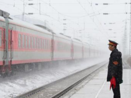 受暴雪影响 麻城车务段管内途经部分列车停运