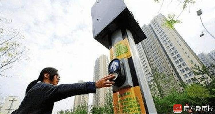 """省时又安全!惠城中心区再增""""触摸式红绿灯"""""""