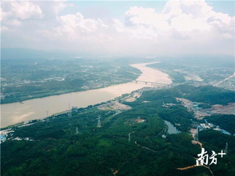 """飞跃潼湖:5A景区和广东硅谷在此""""合体"""""""