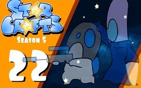 爆笑星际2第五季第22集:鬼兵 VS 隐刀