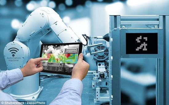 机器人让人失业?未来工人可变为半机械人