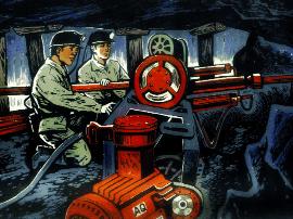 """高标准严要求  山西为626座煤矿""""体检"""""""