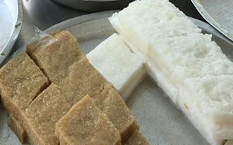 高埗30年水乡糕点老店坚守传统制法