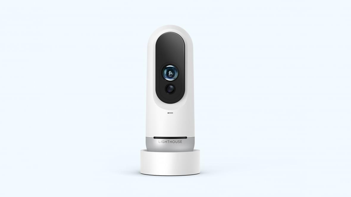 这款智能监控不仅能告诉你屋里有谁 还能辨别做啥