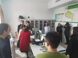 运城市卫计局督查万荣县健康教育促进县创建工作
