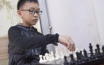 """""""棋""""乐无穷 ——湛江国际象棋发烧友的故事"""