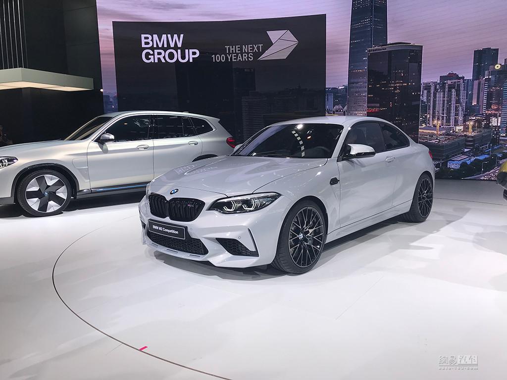 命名为雷霆版 宝马M2 Competition车展发布