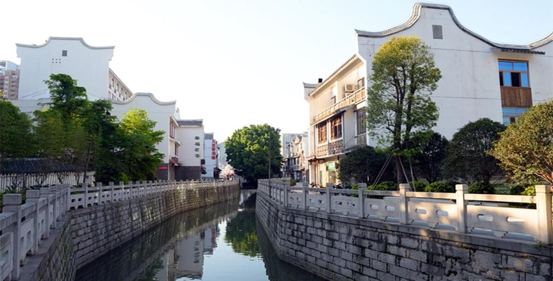 茶亭河拟下月初清淤 沿岸建两个串珠公园