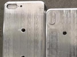 真的假的?疑似iPhone 8/7s和7s Plus模具曝光
