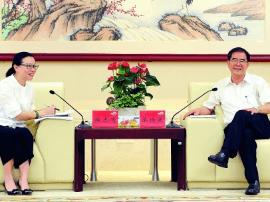 梁维东:融入大湾区是东莞发展又一重大机遇