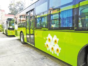 漳州市区6条公交线路今起进行优化调整