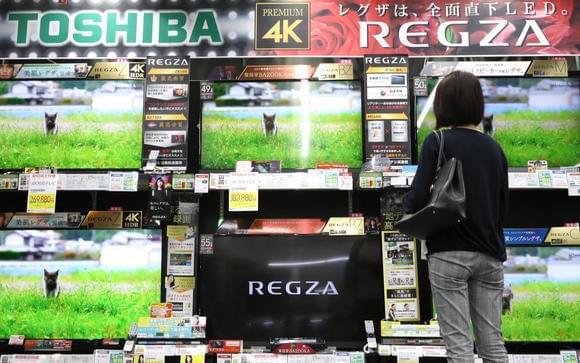 东芝电视成中国品牌,这些年国产家电海外大收购